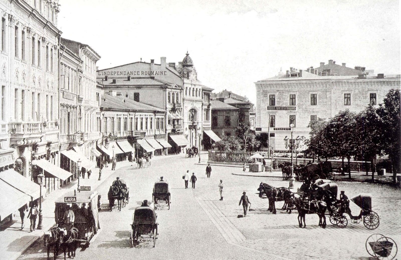 Bukareszt, 1891.
