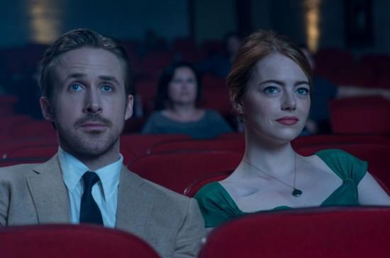 """Zdjęcie zfilmu """"La La Land"""", dystrybucja Monolith Films."""