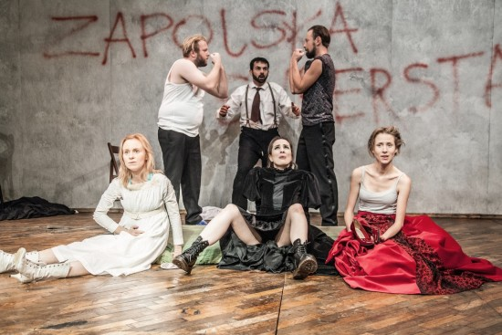 Fot. Natalia Kabanow/Teatr Dramatyczny w Wałbrzychu