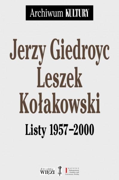 giedroyc-Kolakowski_okladka