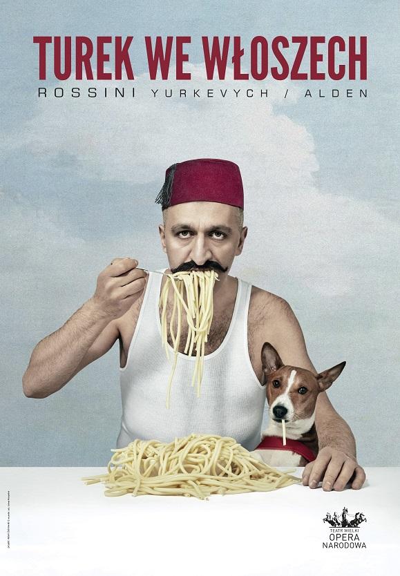 Projekt plakatu Adam Żebrowski, zdjęcie Łukasz Murgrabia