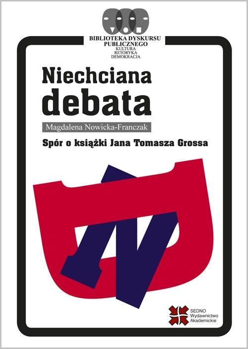 Niechciana debata_okladka