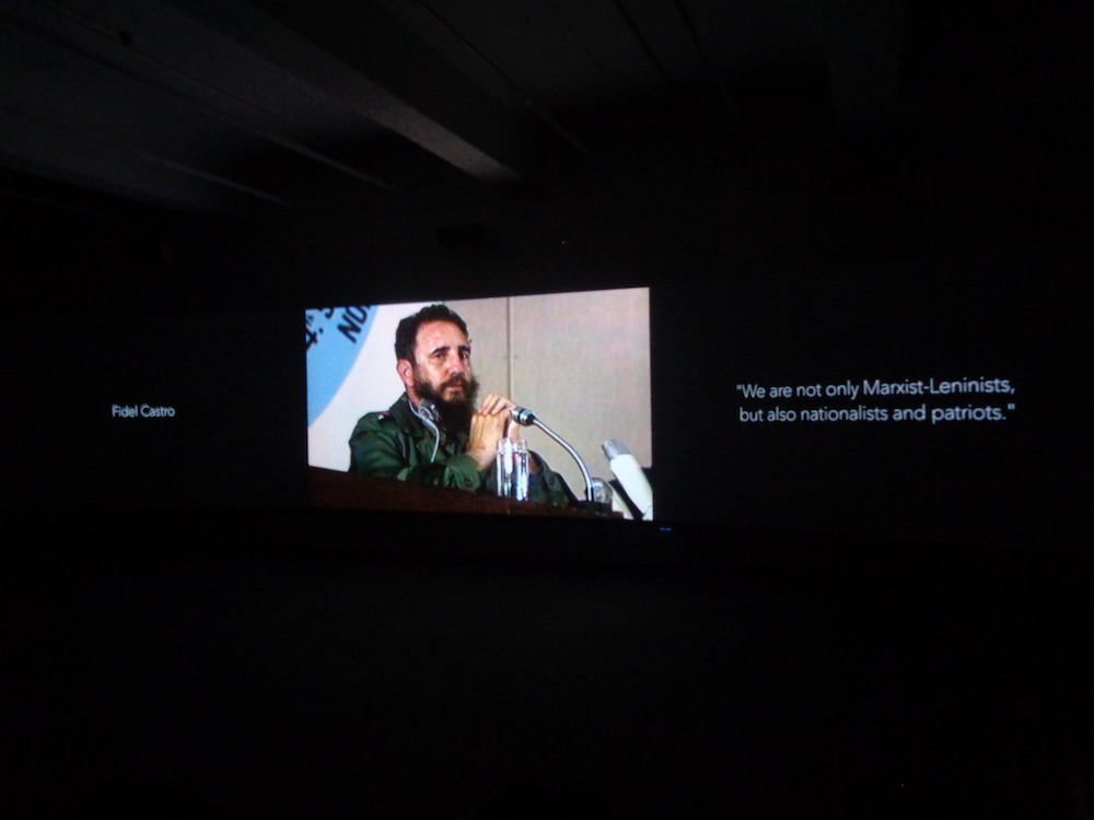 Naeem Mohaimen – Two Meetings and Funeral (2017), kadr zfilmu, fot.P. Strożek