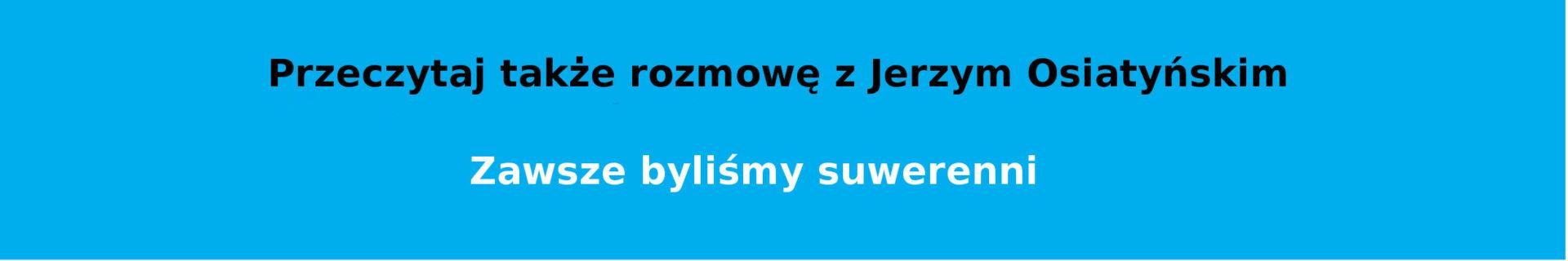 Osiatynski