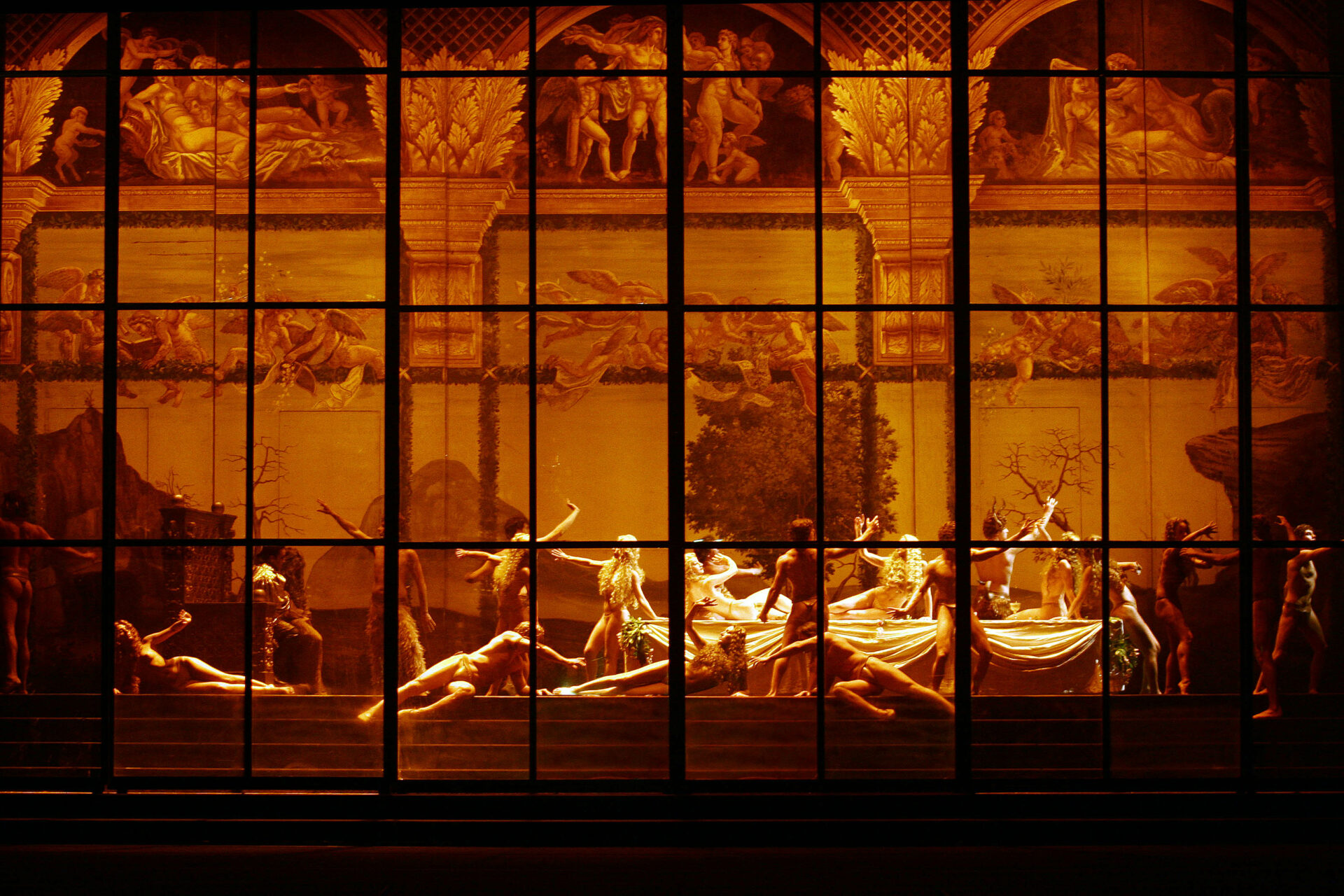 Rigoletto, reż. Cobelli, (c) Teatro di San Carlo.