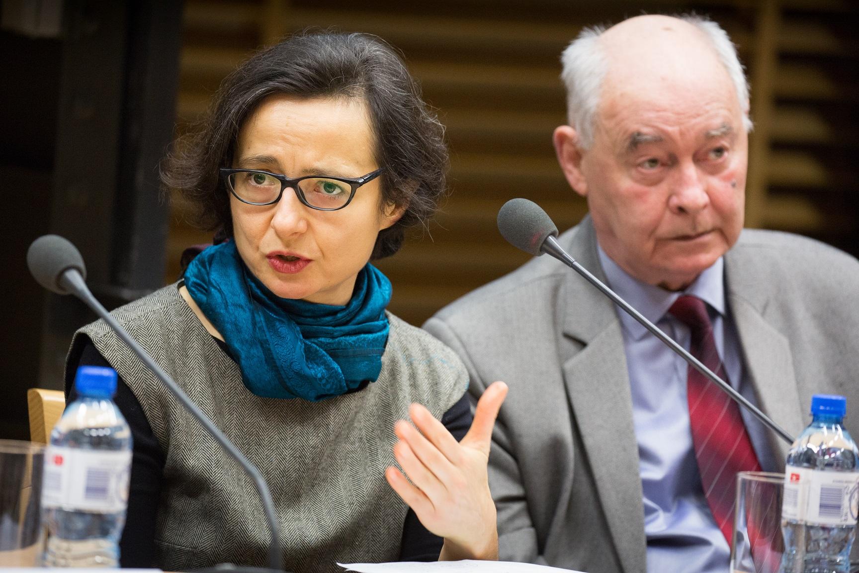 Agnieszka Graff, Marcin Król