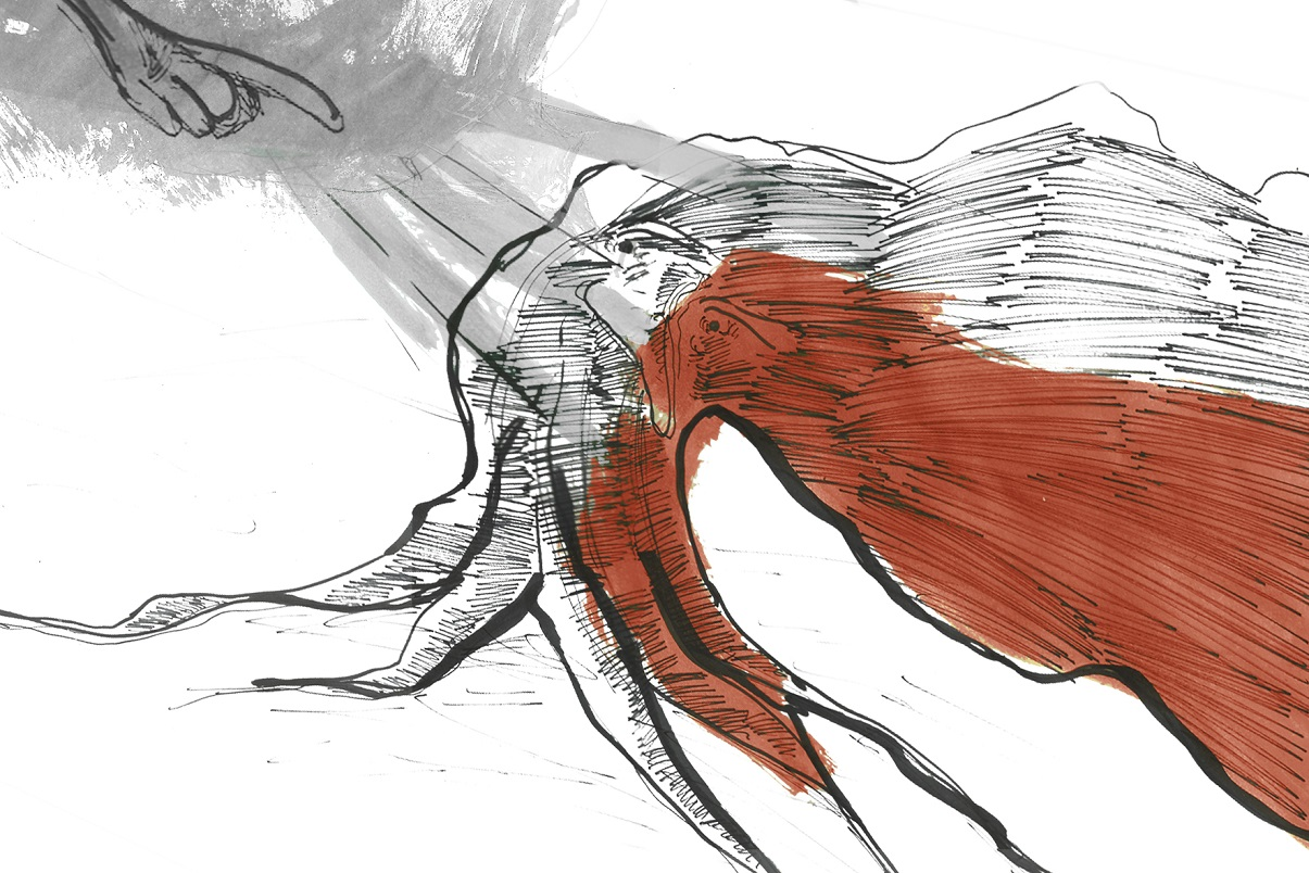 Ilustracja: Dawid Widzyk