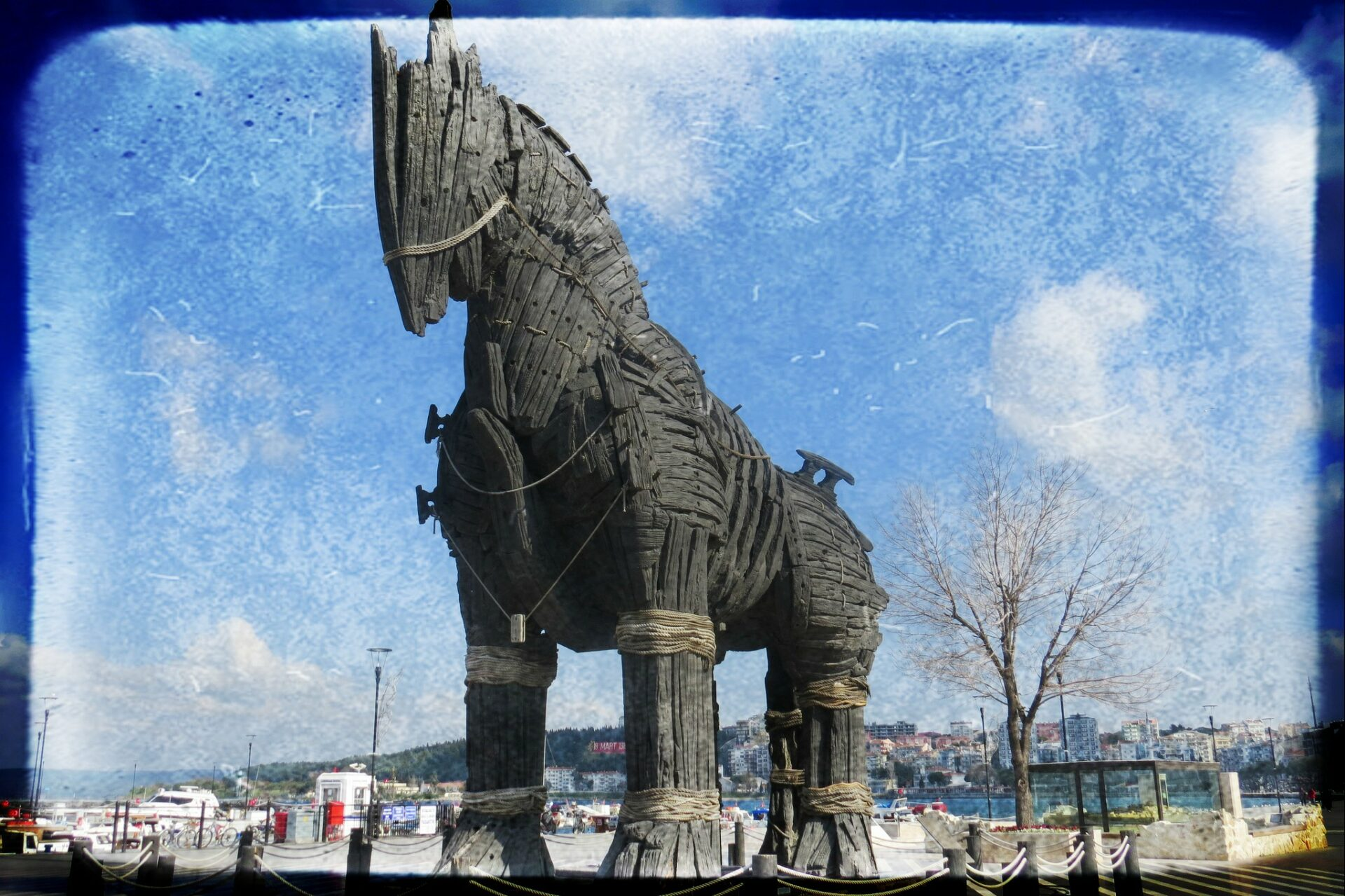 Polska Koń Trojański Izraela