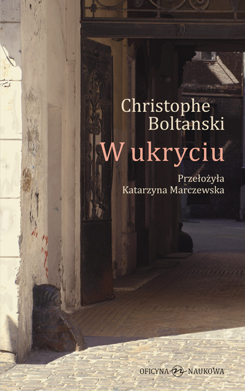 Boltanski_okładka