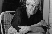 Ursula K. Le Guin Fot. Marian Wood Kolisch. Źródło: Flickr