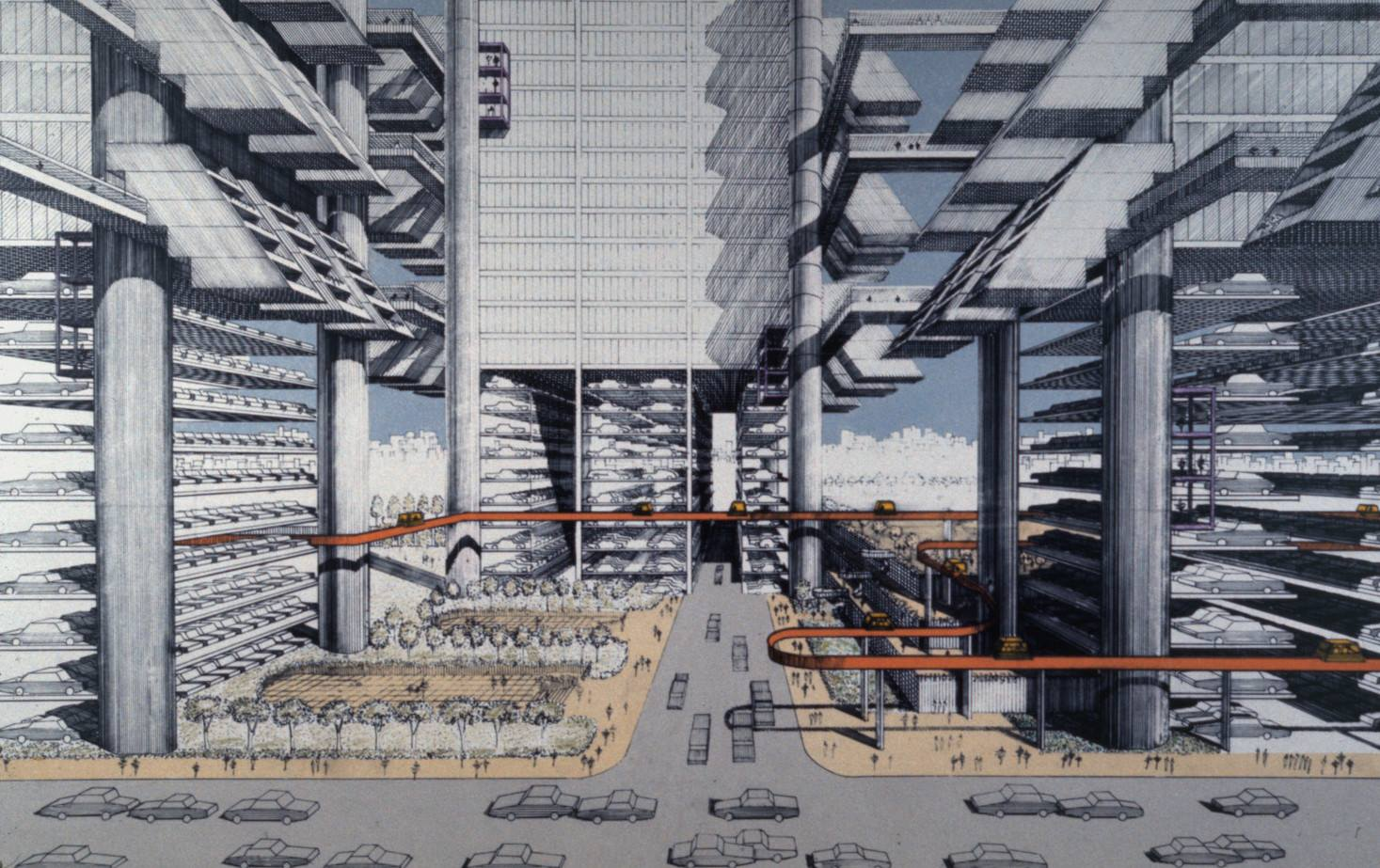 Materiały Centrum Architektury