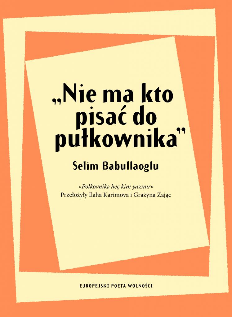 Babullaouglu_okladka