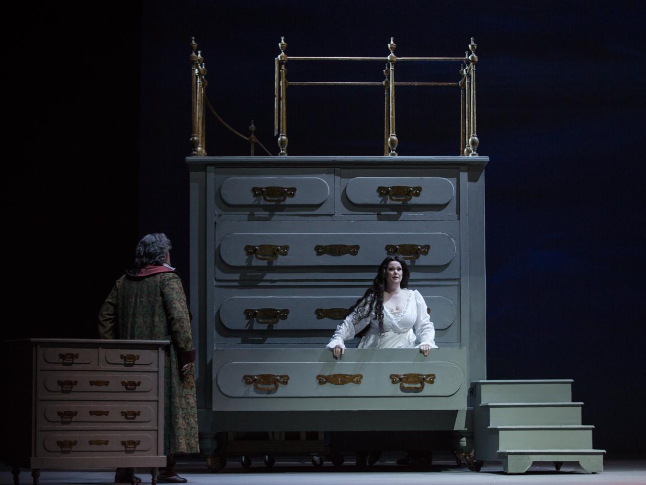 Zdjęcia © Yasuko Kageyama / Opera di Roma