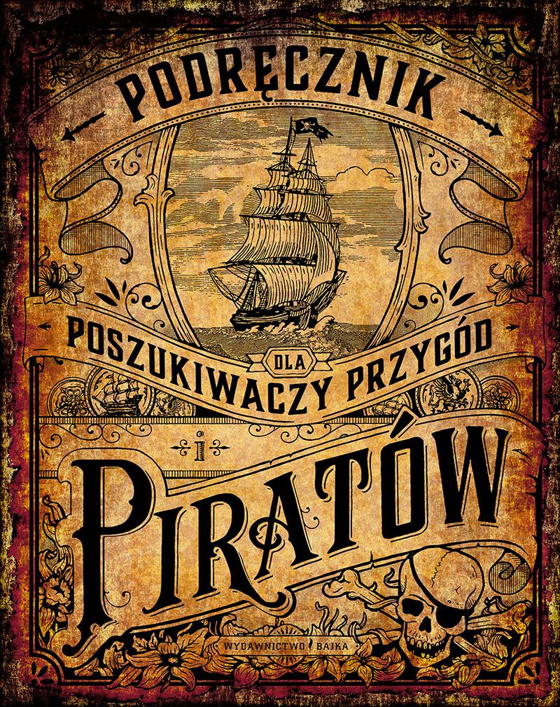 """a7dcc560cb0cd """"Podręcznik dla poszukiwaczy przygód i piratów"""" Andrei Schwendemann"""