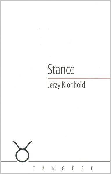 Recenzja Tomu Stance Jerzego Kronholda Kultura Liberalna